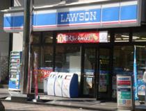 ローソン四谷左門町