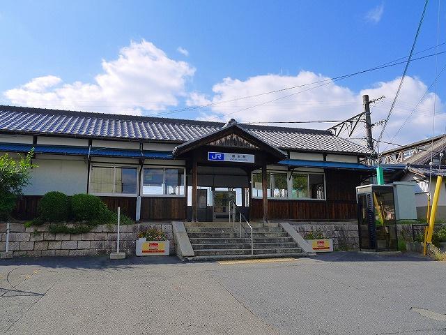JR櫟本駅の画像