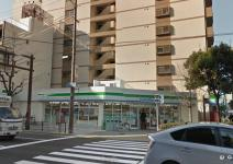 ファミリーマート江戸堀三丁目店