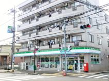 ファミリーマート 柚木国分寺南町店