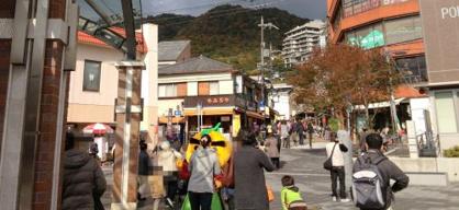 箕面駅(箕面の滝で有名)の画像2