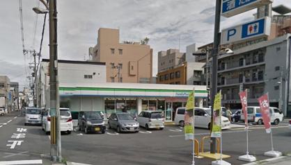 ファミリーマート九条南二丁目店の画像1