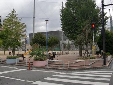 与力町運動場の画像1