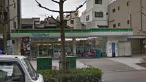 ファミリーマート大阪プール東店