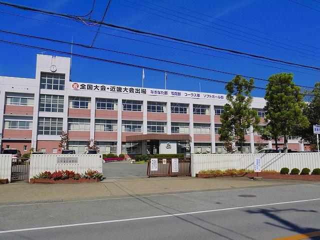 奈良県立二階堂高等学校の画像