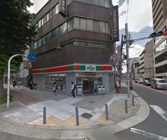サンクス大阪北堀江2丁目店の画像1