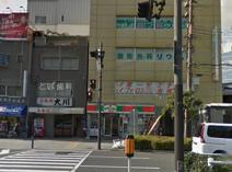 サンクス大正駅前店