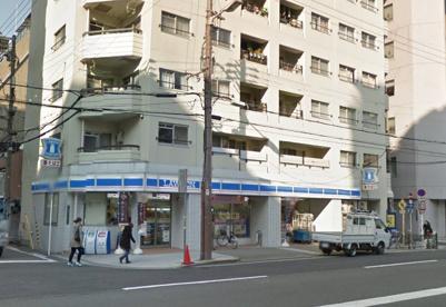 ローソン京町堀三丁目店の画像1