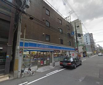 ローソン江戸堀一丁目店の画像1
