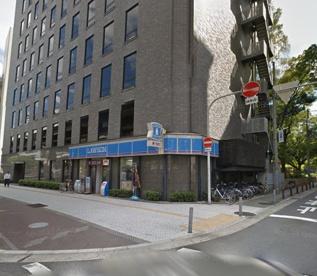ローソン阿波座駅前店の画像1