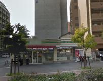 ローソンストア100西区立売堀店