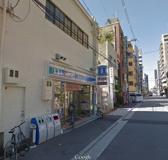 ローソン南堀江三丁目店