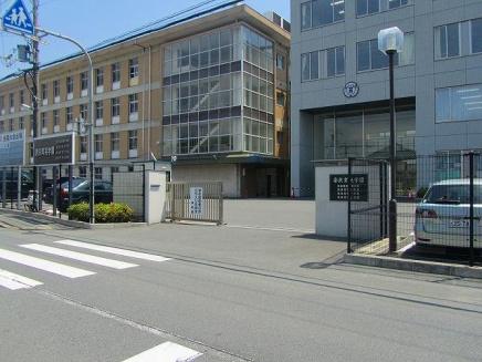 私立奈良育英中学校の画像
