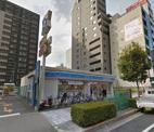 ローソンJR福島駅北店