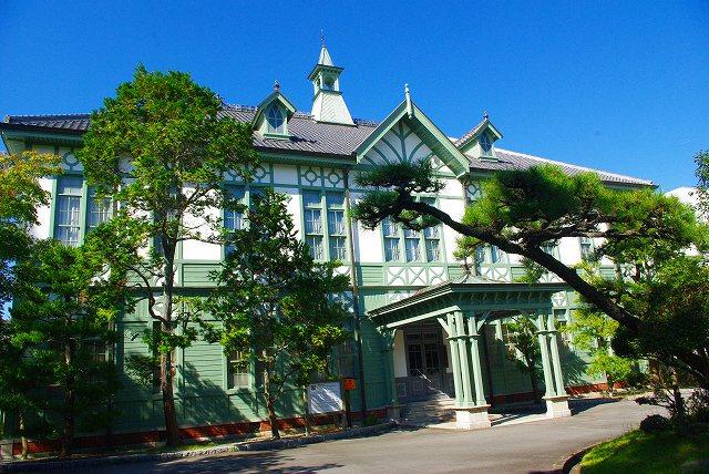 奈良女子大学キャンパスの画像