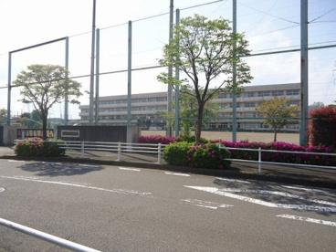 町田市立金井中学校の画像1