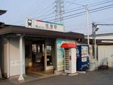 名鉄尾西線「佐屋」駅