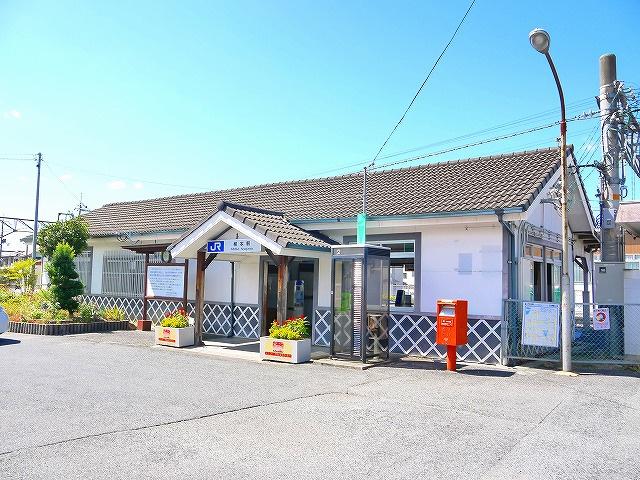 JR柳本駅の画像