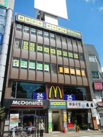 マクドナルド常盤台駅前店の画像1