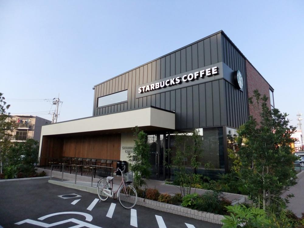 スターバックスコーヒー 宇都宮城東店の画像