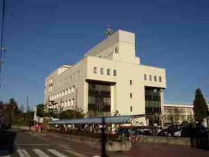 武蔵村山市役所の画像1