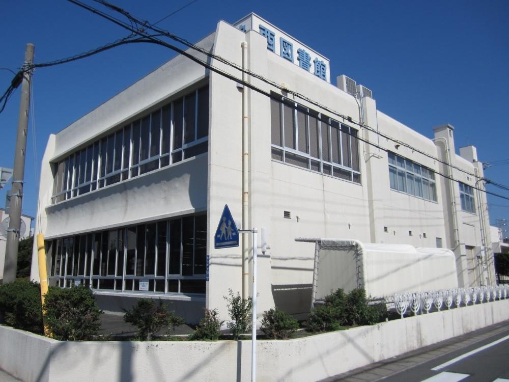 浜松市立西図書館の画像