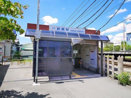 近鉄前栽駅の画像