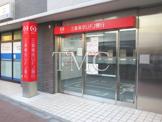 三菱東京UFJ銀行 新三河島駅前ATMコーナー
