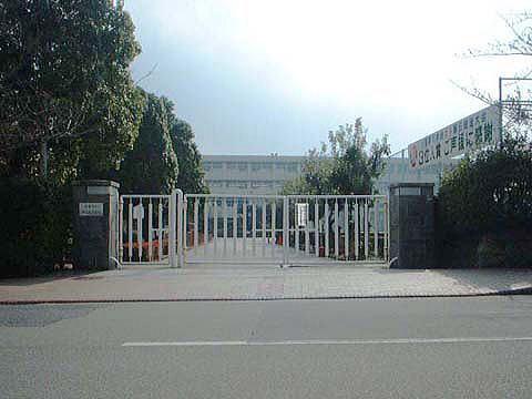 兵庫県立西宮高校の画像