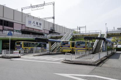近鉄八尾駅の画像2