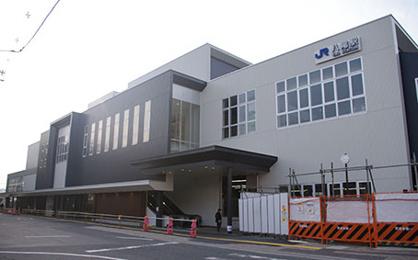 JR八尾駅の画像1