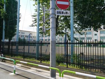 豊島区立 千川中学校の画像3