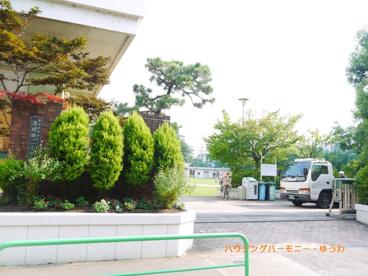 板橋区立 蓮根第二小学校の画像4