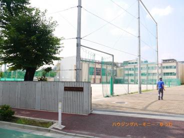 板橋区立 志村第三中学校の画像4