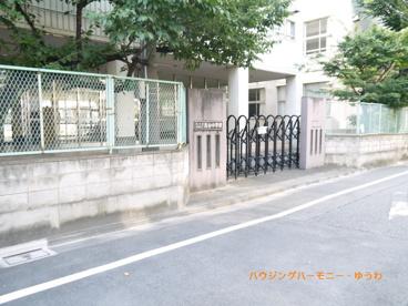 板橋区立 西台中学校の画像5