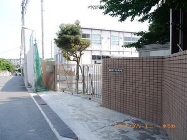 板橋区立 中台中学校の画像4