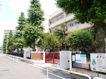 板橋区立 上板橋第一中学校の画像2