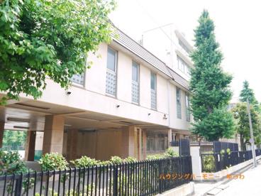 板橋区立 上板橋第一中学校の画像4