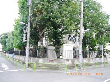 板橋区立 上板橋第三中学校の画像4