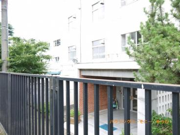板橋区立 向原中学校の画像4