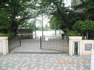 板橋区立 赤塚第一中学校の画像2