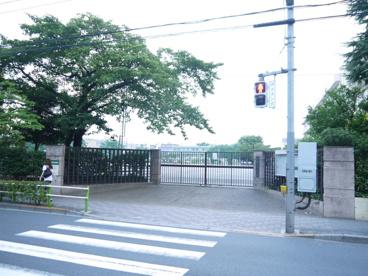 板橋区立 高島第一中学校の画像4