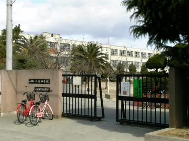 八尾中学校の画像1