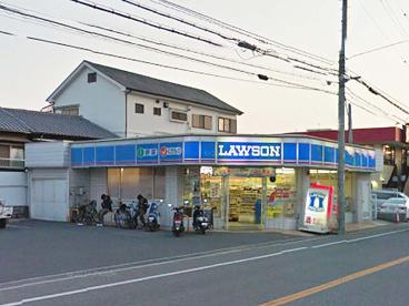 ローソン 中桜塚の画像1