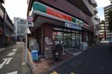 サンクス 新宿鶴巻町店