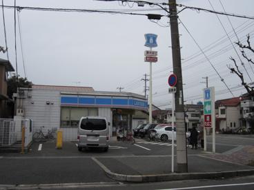ローソン堺少林寺町西店の画像1