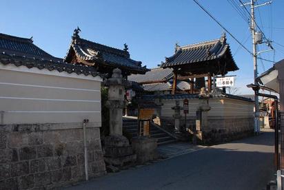 帯解寺の画像2