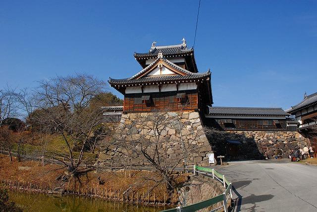 大和郡山城の画像
