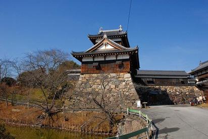大和郡山城の画像1