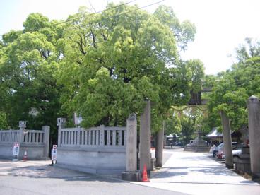 方違神社の画像1